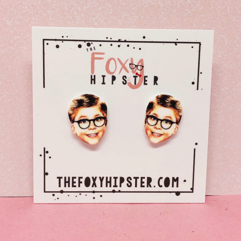 Ralphie Stud Earrings