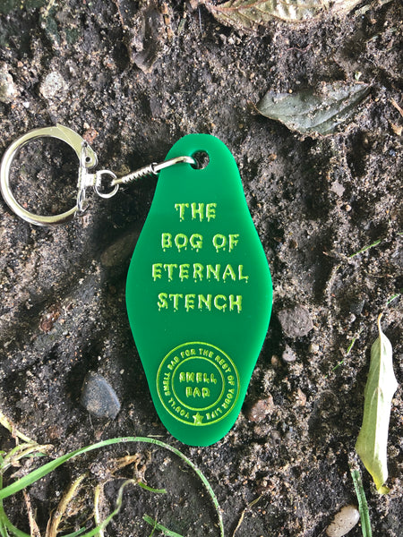 The Bog of Eternal Stench Keychain Labyrinth