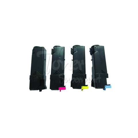 Compatible Xerox 6500/6505 Laser Toner Cartridge Set BK/C/M/Y 106R01597 106R01594 106R01595 106R01596