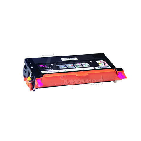 Compatible XEROX 113R00724 Magenta Toner Cartridge For Phaser 6180