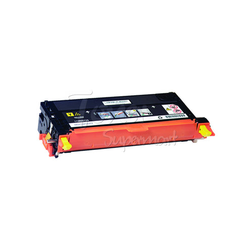 Compatible XEROX 113R00725 Yellow Laser Toner Cartridge For Phaser 6180