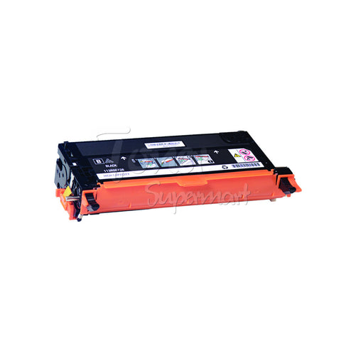 Remanufactured XEROX 113R00726 Black Laser Toner Cartridge For Phaser 6180