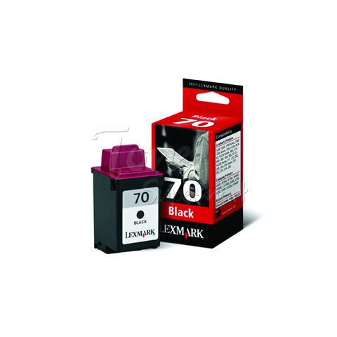 Compatible LEXMARK #70 Black INK / INKJET Cartridge