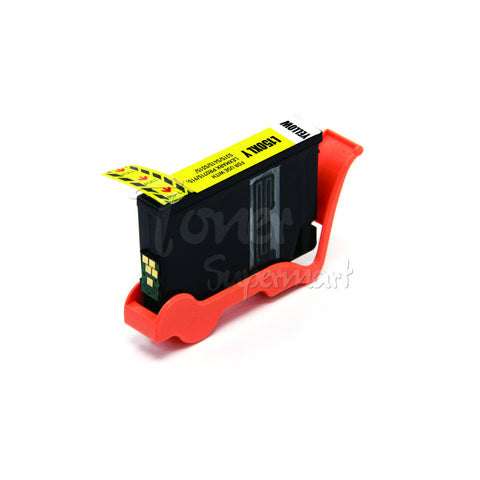 Compatible LEXMARK 150XL High Yield Yellow INK / INKJET Cartridge