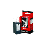 LEXMARK #32 Black INK / INKJET Cartridge