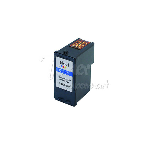 Compatible LEXMARK #1 Color INK / INKJET Cartridge