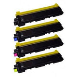 BROTHER TN210 / TN-210 4pcs Laser Toner Cartridge Set