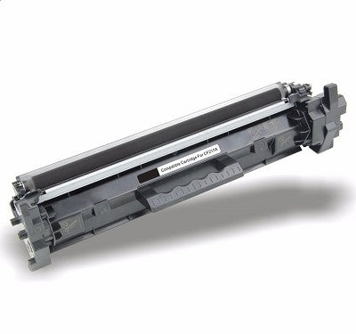 HP CF217A Black Laser Toner Cartridge (HP 17A)