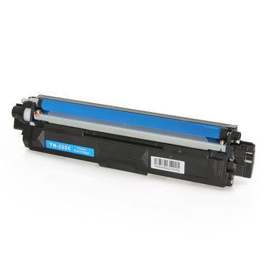 Compatible BROTHER TN225C TN221 Cyan High Yield Laser Toner Cartridge