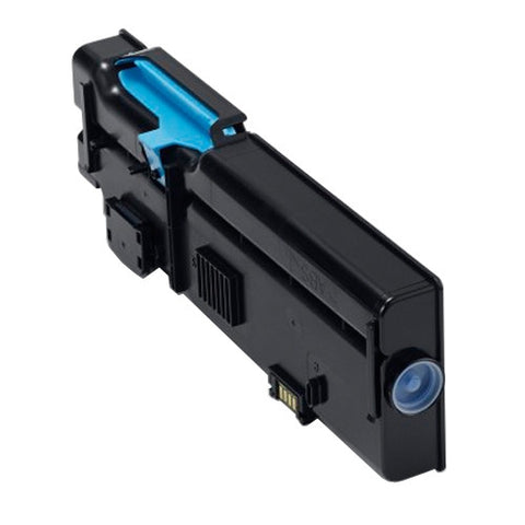 Copmatible Dell 593 Cyan Laser Toner Cartridge for Dell C2660 / C2665
