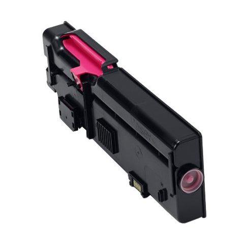 Copmatible Dell 593 Magenta Laser Toner Cartridge for Dell C2660 / C2665