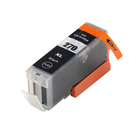 Compatible CANON PGI-270XL Black Ink Cartridge High Yield