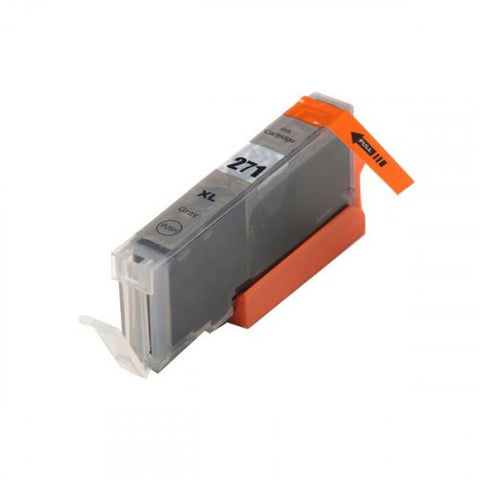 Compatible CANON CLI-271XL Grey Ink Cartridge High Yield