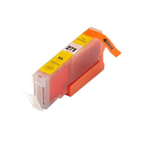 Compatible CANON CLI-271XL Yellow Ink Cartridge High Yield