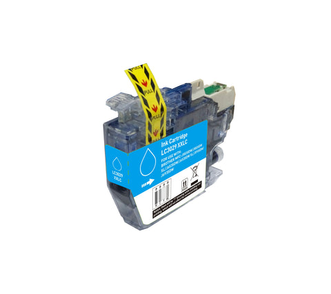 BROTHER LC3029 XXL Cyan INK / INKJET Cartridge Extra High Yield