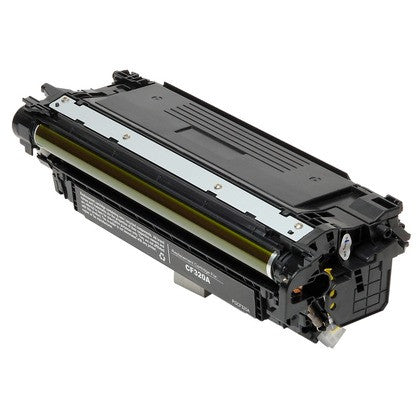 Compatible HP CF320A (HP 652A) Black Laser Toner Cartridge