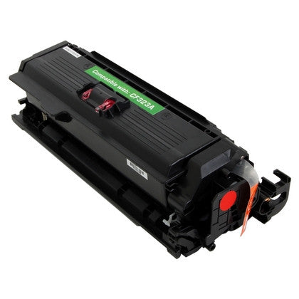 Compatible HP CF323A (HP 653A) Magenta Laser Toner Cartridge