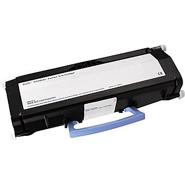 Remanufactured Dell 3333dn / 3335dn Black Laser Toner Cartridge High Yield