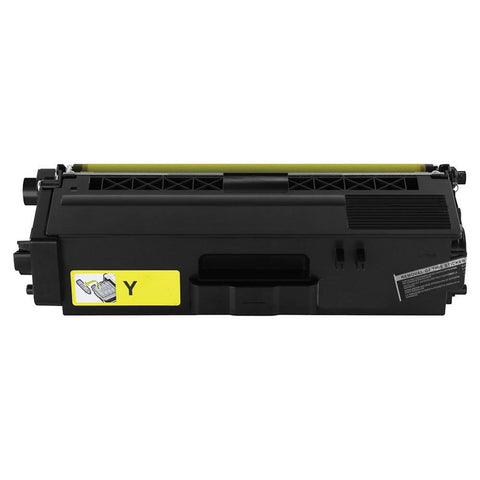 Compatible BROTHER TN-336Y Yellow Laser Toner Cartridge