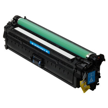 Compatible HP CE341A (HP 651A) Cyan Toner Cartridge