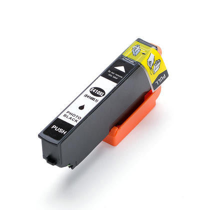 Compatible Epson T410XL120 Photo Black Ink Cartridge High Yield