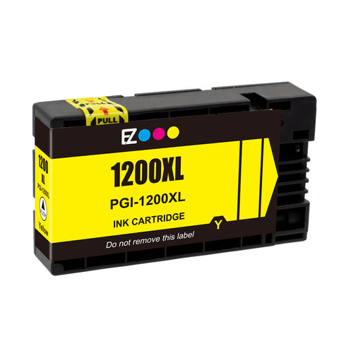 Compatible CANON PGI-1200XL (9198B001) Yellow INK / INKJET Cartridge