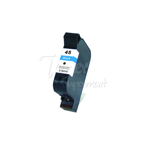 Compatible HP 45 Black INK / INKJET Cartridge