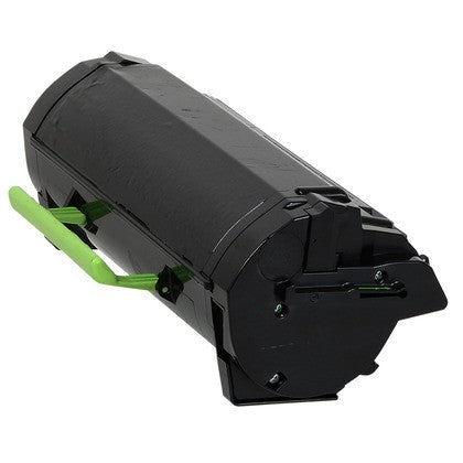 Remanufactured LEXMARK 601H Black High Yield Laser Toner Cartridge (60F1H00)