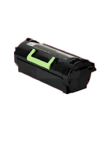 Remanufactured LEXMARK 62D1H00 / 62D1H00 Black High Yield Laser Toner Cartridge 25000 pages