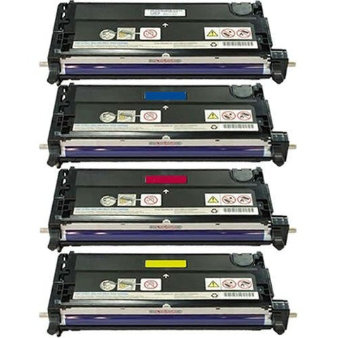 Compatible XEROX 6280 Set High Yield Laser Toner Cartridge