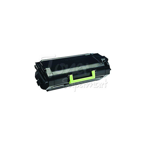 Remanufactured LEXMARK 62D1X00 Black Extra High Yield Laser Toner Cartridge