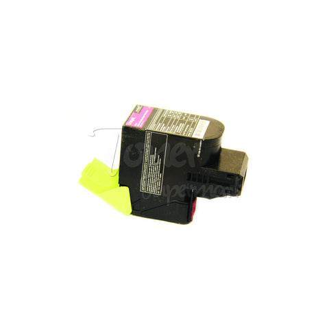 Remanufactured LEXMARK 80C1SM0 / CX310 / CX410 / CX510 3000 pages Magenta EXTRA High Yield Laser Toner Cartridge