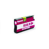 HP 951XL Magenta INK / INKJET Cartridge (CN047AN)