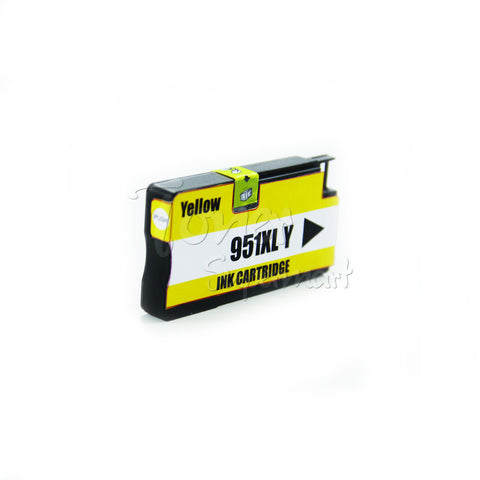 Compatible HP 951XL Yellow INK / INKJET Cartridge (CN048AN)