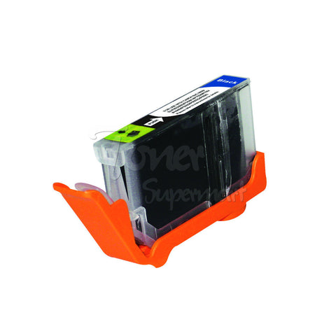 Compatible CANON BCI-3eBK Black INK / INKJET Cartridge