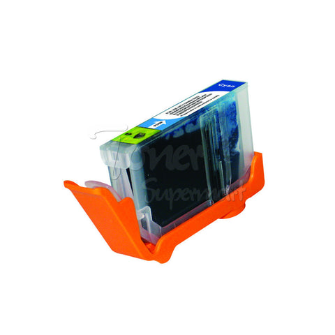 Compatible CANON BCI-3eC Cyan INK / INKJET Cartridge