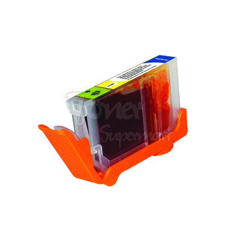 Compatible CANON BCI-3eY Yellow INK / INKJET Cartridge