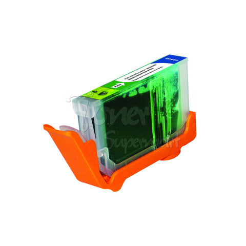 Compatible CANON BCI-6 Green INK / INKJET Cartridge