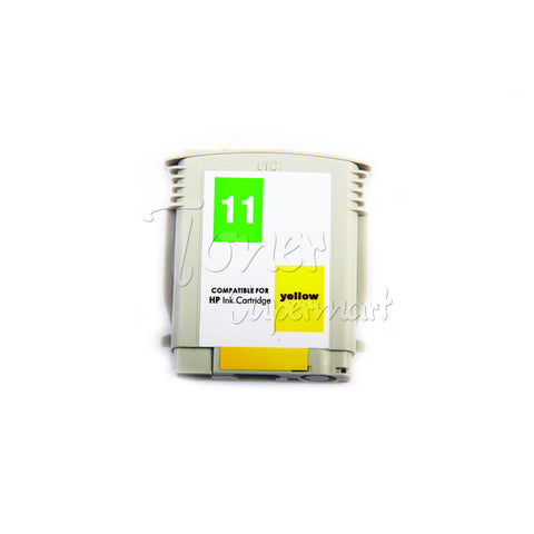 Compatible HP 11 Yellow INK / INKJET Cartridge