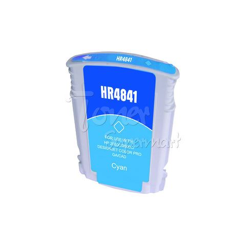 Compatible HP 10 Cyan INK / INKJET Cartridge