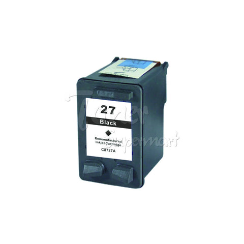 Compatible HP 27 Black INK / INKJET Cartridge