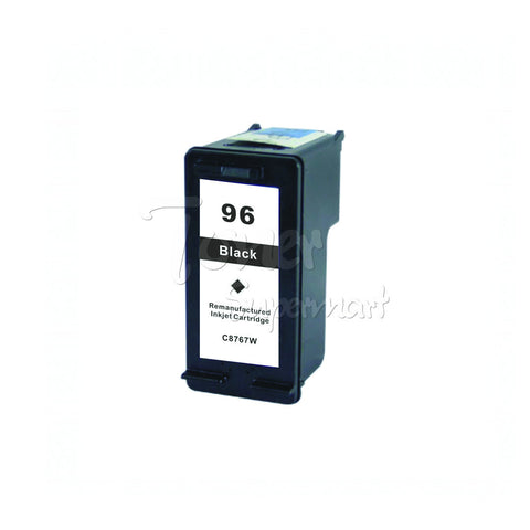 Remanufactured HP 96 Black INK / INKJET Cartridge