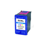 HP 22XL Tri-Color High Yield INK / INKJET Cartridge