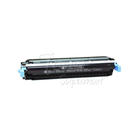 Remanufactured HP C9730A / 645A Black Laser Toner Cartridge