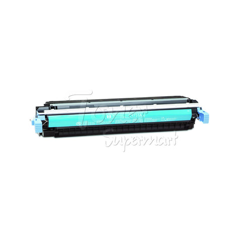 Remanufactured HP 645A Cyan High Quality Laser Toner Cartridge