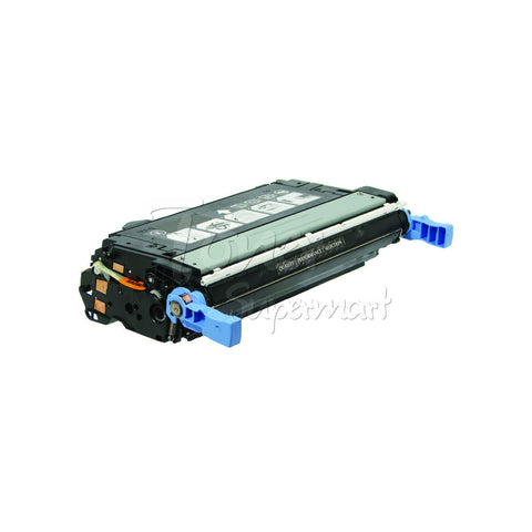 Compatible HP CB400A Black Laser Toner Cartridge (HP 642A) for Laserjet CP4005