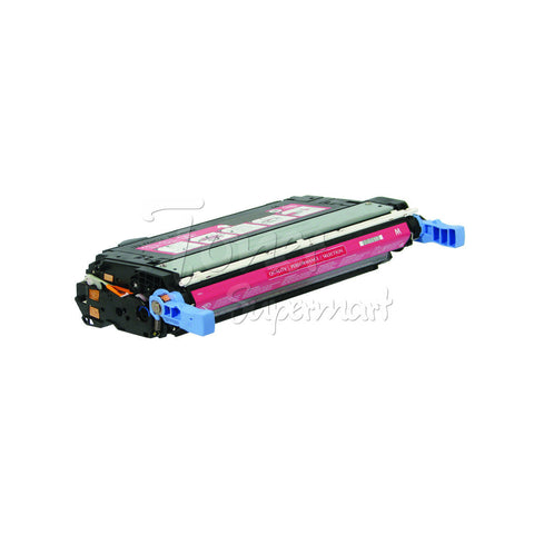 Remanufactured HP CB403A Magenta Laser Toner Cartridge (HP 642A) for LaserJet CP4005