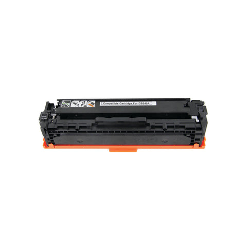 Compatible HP CB540A Black Laser Toner Cartridge (HP 125A)