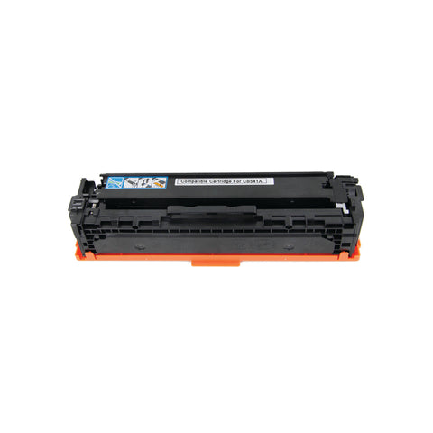 Compatible HP CB541A Cyan Laser Toner Cartridge (HP 125A)