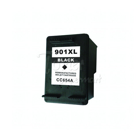 Refurbished HP 901XL Black High Yield INK / INKJET Cartridge